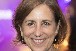 Kirsty Wark at Wigtown Book Festival 2019
