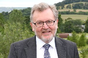 David Mundell has been returned for the Clydesdale, Dumfries and Tweedale constituency.