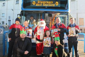Stagecoach offer kids travel for �1 this winter season