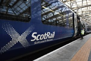 Trains calling soon at Castle Douglas, Newton Stewart, Kirkcudbright and Cairnryan?