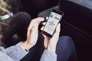 Uber has partnered with meditation app Calm in the UK to offer in-app mindfulness exercises. Photo: Casey Gutteridge.