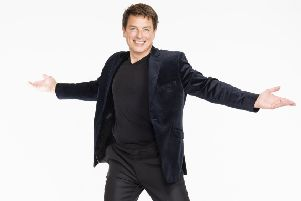 John Barrowman is celebrating 30 years on stage and screen with his Fabulous tour. (Photo: Eric Schwabel)