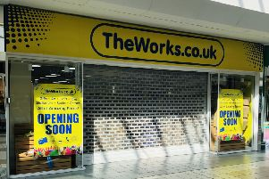 The Works is opening a new store at The Avenue.