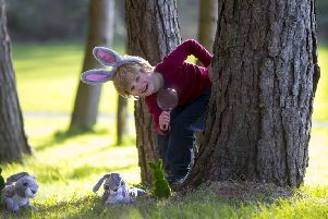 National Trust for Scotland is holding Easter Egg hunts across the country.