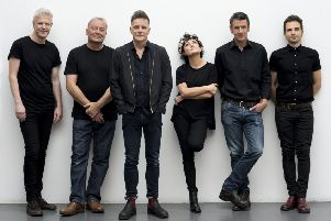 Deacon Blue will play a show in support of the Glad Cafe's fundraising campaign.
