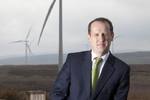 Keith Anderson, ScottishPower Chief Executive.