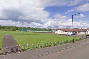 Improvements will be carried out around Dunterlie Community Centre.