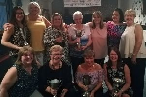 The Ladies team included: Rona Kidd,  Heather Ross (Capt), Sharon Macfarlane, Annette Brodie, Catherine Yorston, Anne Paterson, Louise Russell, Julie Cameron, Michelle Russell, Jenni Tully, Lynn Morrison, Margaret Smith, Heather MacGregor and Bridget Carruthers.