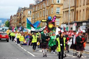 Last year's festival, including the hugely popular carnival parade, attracted an audience of over 6000, and organisers are aiming for even bigger attendances this year.
