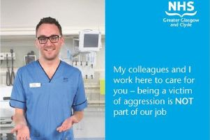 Despite an ongoing campaign to combat aggression, NHS staff have still faced thousands of assaults.