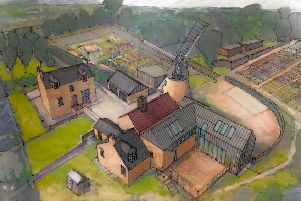 Plan for Carluke High Mill Aug 2019