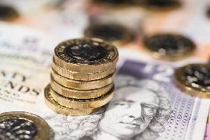 Money management: East Renfrewshire Council has kept within its budget.