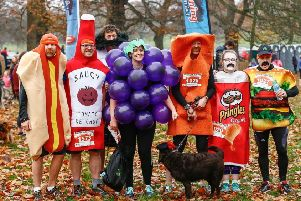 Many colourful and fun characters, complete with famed moustaches, are expected to take part in the MoRunning series in Glasgow on Sunday, November 10.