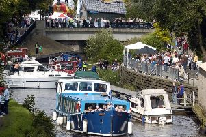 Canal festival'Spectacular view that encapsulates the Festival.'24th august 2008'Roberto Cavieres