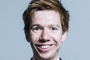 Paul Masterton MP