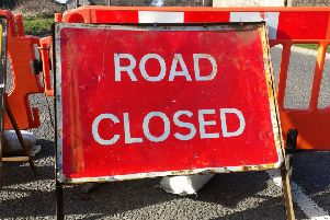 The road closure is expected to be in place for up to 11 days.