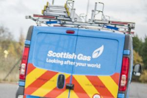 Essential work will be carried out by Scottish Gas.
