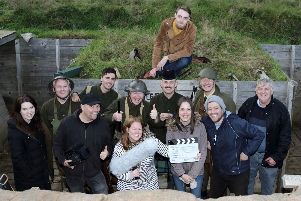The One Night in Flanders cast and crew