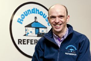 Ross Allan, RCVS Advanced Practitioner in Small Animal Surgery and Surgical Lead at Roundhouse Referrals (Photo: 'Iain McLean)