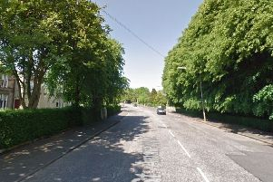 The cycle route would see a two-way cycle route along one side of St Andrews Drive in Pollokshields