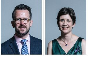 Stewart McDonald and Alison Thewliss
