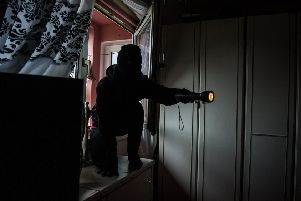 The profits from selling goods stolen in house break-ins are often used to fund more significant criminal activity.