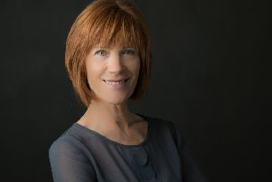 """Down to earth...Kiki Dee has kept her feet firmly on the ground, while dipping a toe into Elton John's """"crazy"""" world every now and again!"""
