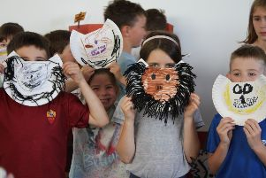 There are fun-filled days ahead for children aged between 4 and 11, when sport and art collide once again. Following the success of Live Borders' previous Holiday Activity Camps, they are coming back for the Easter break. This time, activities will be taking place in Galashiels (Monday - Friday) over two weeks and Peebles and Kelso (Monday - Friday) for one week each.