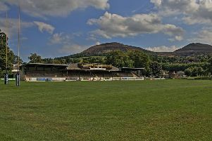 Melrose RFC Greenyards. New pitch given green light to be open in November 2019
