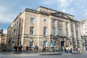 The High Court of Justiciary in Edinburgh.