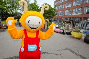 The Scottish Book Trust is seeking nominations for the new Bookbug Hero Award. (Photo by Martin Shields)