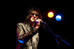 John Cooper Clarke (Pic by Alison Peters)