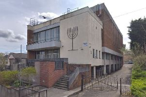 Giffnock & Newlands Synagogue.