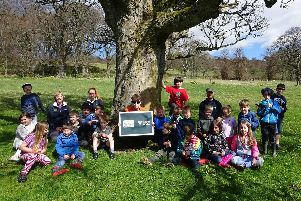 The Leith Hall Nature Detectives