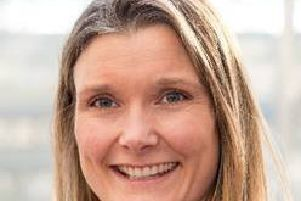 Julie Jones's three-year research fellowship is being co-funded by Parkinson's UK Scotland and the Scottish Government