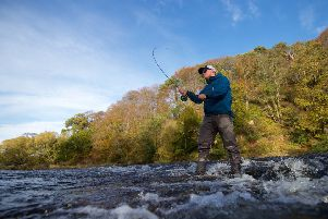Master caster Eoin Fairgrieve has a wealth of fly fishing knowledge to share.
