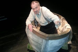 Shackleton's Carpenter ' starring Malcolm Rennie as Harry McNish ' is currently touring the country.