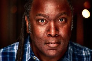 Reginald D Hunter is celebrating 20 years in comedy in the UK, and will visit Aberdeen's Music Hall this summer.  Photo: Kash Yusuf)