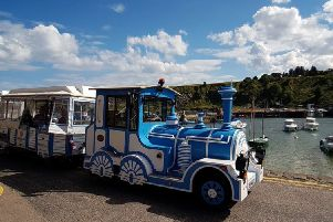 Preparations are under way to get the Stoney Express ready for the season