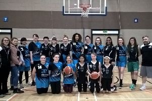 Portlethen Panthers U16 girls
