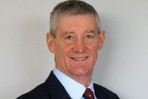Scottish Conservative MSP Peter Chapman
