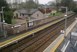 Laurencekirk station