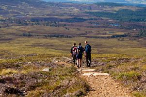Cairngorms Outdoor Access Trust (COAT) is an innovative environmental charity working to promote sustainable public access across the Cairngorms National Park.