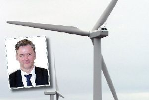 Stornoway Councillor Gordon Murray wants see more people benefit from the windfalls of renewable energy.