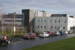 NHS Greater Glasgow and Clyde maintain the road race has had no effect on hospital outpatient appointments at the new Stobhill Hospital.