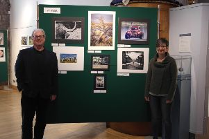 The exhibition showcases the entries to this year's East Dunbartonshire Photographic Competition.