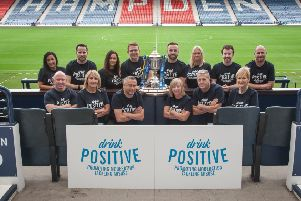 Diageo launches its Drink Responsibly campaign with the SFA.