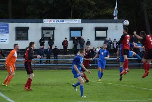 Rob Roy got the better of Cumnock in their last meeting in October.