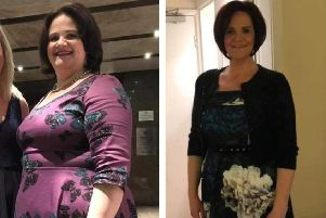 Kerry is happier, healthier and much more confident since losing weight.