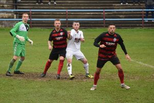 Rob Roy face a relegation battle over the last few weeks of the season after defeat by Pollok (pic by Neil Anderson)